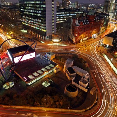 Barclays Opens FinTech Site in Tech City London